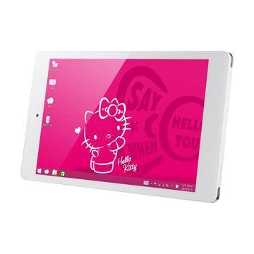 GENUINE 捷元 捷元GenPad I08T3W 8(wifi/32GB/白)-kitty(福利品出清)