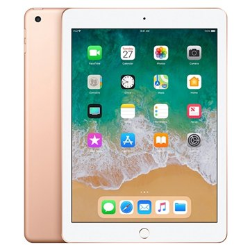 "APPLE iPad 9.7""(WIFI/32G)MRJN2(2018)-金"