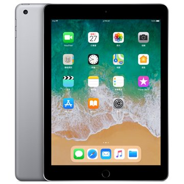 "APPLE iPad 9.7""(WIFI/128G)MR7J2(2018)-灰"