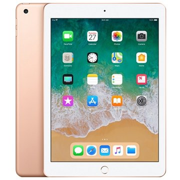 "APPLE iPad 9.7""(WIFI/128G)MRJP2(2018)-金"