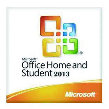 Microsoft 微軟 OFFICE 2013 Home and Student COA