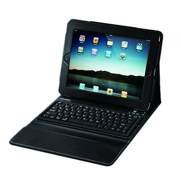 TR-RI001iPad2藍芽鍵盤皮套/黑