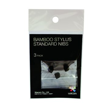 WACOM Bamboo Stylus nibs 筆頭*3
