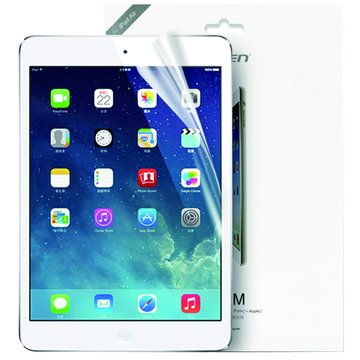 保護貼:Apple iPad Air/Air2高透亮面