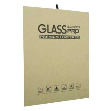 i.shock 保護貼:Apple iPad 9H高硬度鋼化玻璃