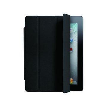 APPLE 蘋果 iPad2 Smart Cover皮革皮套/黑