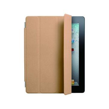 APPLE 蘋果 iPad2 Smart Cover皮革皮套/褐[限定高雄門市取貨]