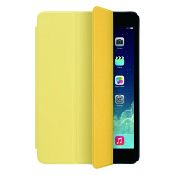 APPLE 蘋果 皮套:iPad Mini2 Smart Cover/黃[限定高雄門市取貨]