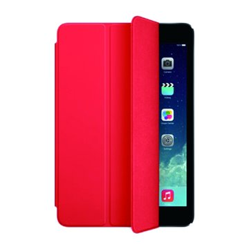 APPLE 蘋果 皮套:iPad Mini2 Smart Cover/紅[限定高雄門市取貨]