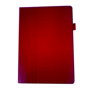 皮套ASUS TF600/502 荔枝紋支架/紅