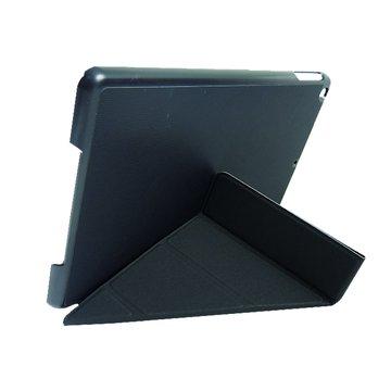 皮套i.shock iPad AIR 三折變型套/黑