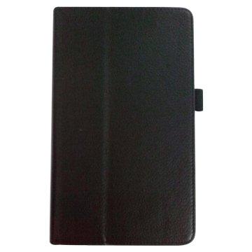皮套:Acer B1-820-荔枝支架/黑