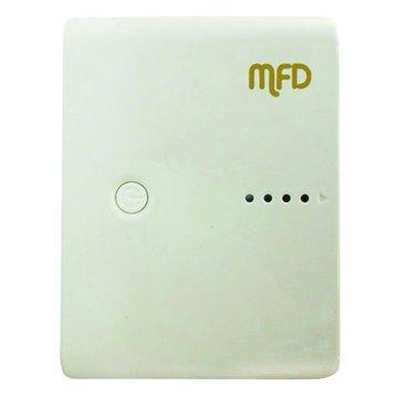 MFD 行動電源(12000mAh)-白