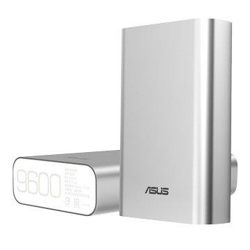 ASUS 華碩 zenpower隨身電源 9600 銀+軟體