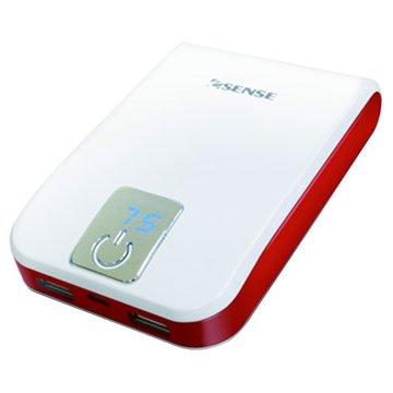 E-SENES 逸盛Q120  2USB 12000mAh  行動電源
