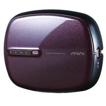 PROBOX 三洋電芯 MINI 5200mAh 行動電源-咖