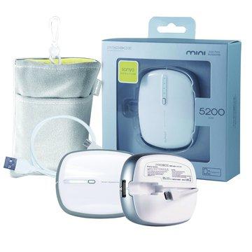 PROBOX 三洋電芯 MINI 5200mAh 行動電源-白