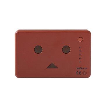 阿愣行動電源10400mAh彩色版-巧克力