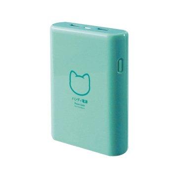 PROBOX 貓之物語 10400mAh行動電源-藍綠