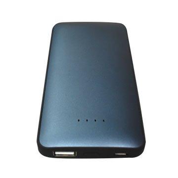 YADI 亞第科技 iCookie行動電源 7000-科技藍