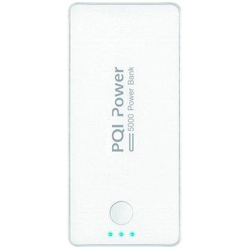 PQI 勁永 i-Power 5000C 白 (鋰聚合電芯)