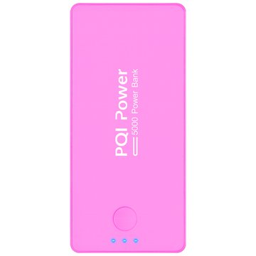 PQI 勁永i-Power 5000C 粉 (鋰聚合電芯)