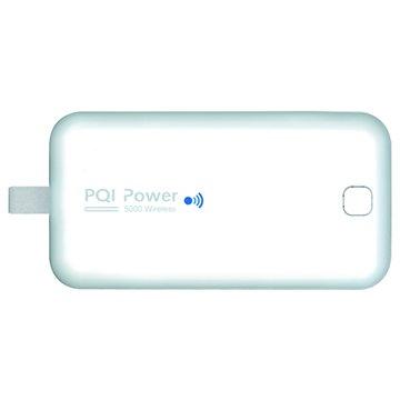 PQI 勁永 5000W 無線行動電源-白