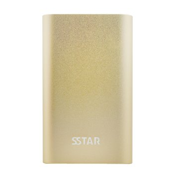 SSTAR QC3.0金屬質感10050mAh行動電源-金