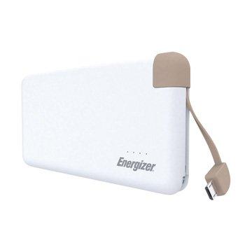 Energizer UE8001WH 8000mAh 行動電源-白