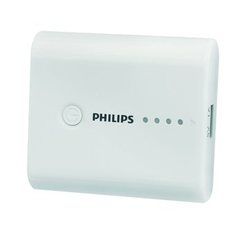 PHILIPS 飛利浦DLP5202/97 5200mAh 1A-白色