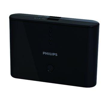 PHILIPS 飛利浦10400mAh 3.1A雙輸出行動電源-黑