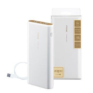 PROBOX 20800mAh行動電源-白