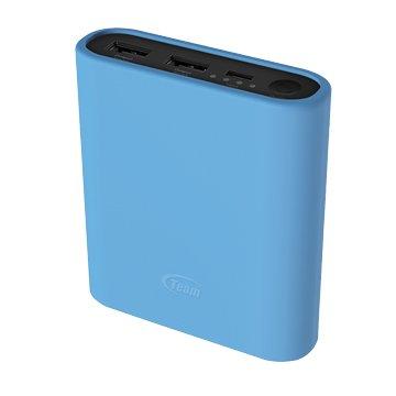 team 十銓 WP12800 12800mAh 行動電源-藍