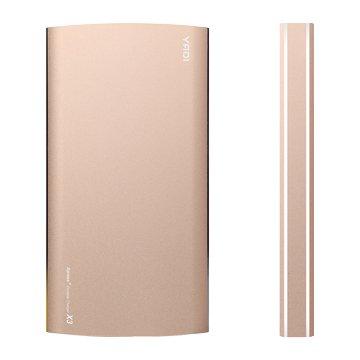 YADI 亞第科技 Xpress+X行動電源 X3-13000-香檳金