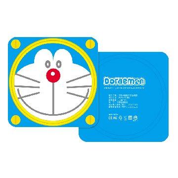 哆啦A夢LED夜燈8800系列行動電源-大臉