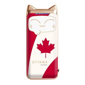 PROBOX 6700mAh環球貓限定行動電源-加拿大