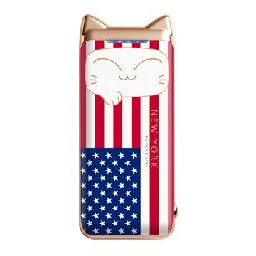 PROBOX 6700mAh環球貓限定行動電源-美國