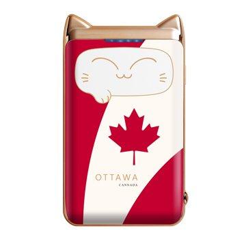 PROBOX 10050mAh環球貓限定款行動電源-加拿大