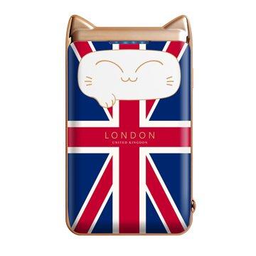 PROBOX 10050mAh環球貓限定款行動電源-英國