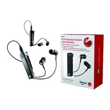 Sony Ericsson SE MW600 FM 藍芽耳機-黑
