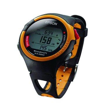 EPSON 愛普生 SS-701T專業級人腕式GPS手錶-橙