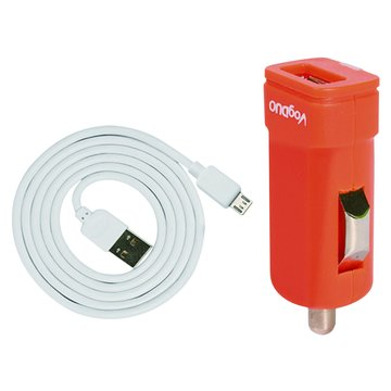 VogDUO 車充USB迷你充電器