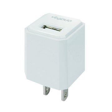 VogDUO 輕巧型USB電源充電器