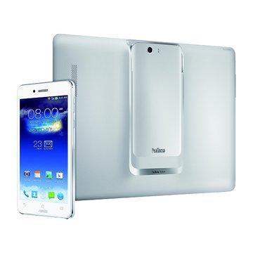ASUS 華碩 PadFone Infinity平板基座(P05)銀河白