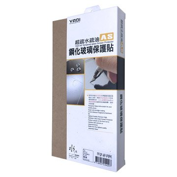 YADI 亞第科技 超疏水疏油-鋼化玻璃SAMAUNG A5保護貼
