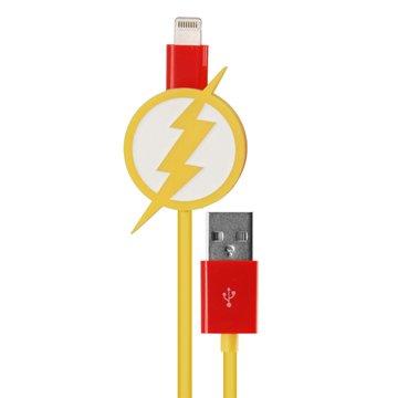 COI+xDC 正義聯盟 閃電俠iPhone Lightning充電傳輸線