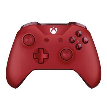 Microsoft 微軟XBOX ONE 特別版藍牙無線控制器-紅色