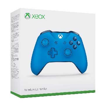 Microsoft 微軟XBOX ONE 無線控制器-藍