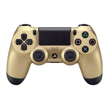 SONY 新力牌PS4 DUALSHOCK4無線控制器 金