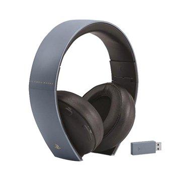 SONY 新力牌 PS4 秘境探險 4:盜賊末路 特仕灰藍 無線耳機